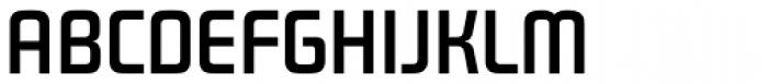 Future Bugler Upright Font UPPERCASE
