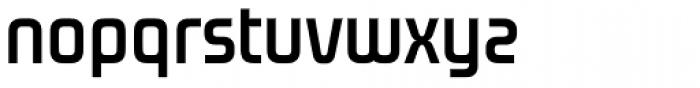 Future Bugler Upright Font LOWERCASE