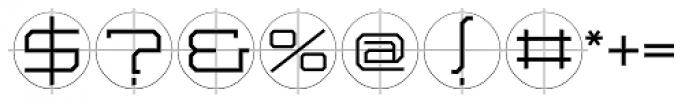 Future Kill Light Font OTHER CHARS