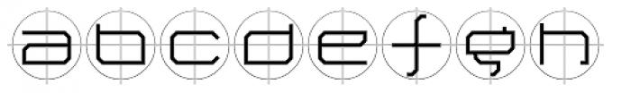 Future Kill Light Font LOWERCASE