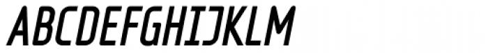 Fux Bold Italic Font UPPERCASE