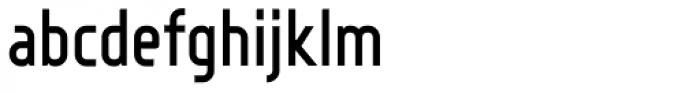 Fux Bold Font LOWERCASE