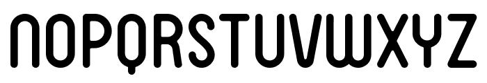 FV Almelo Regular Font LOWERCASE