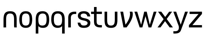 FV Granada Regular Font LOWERCASE