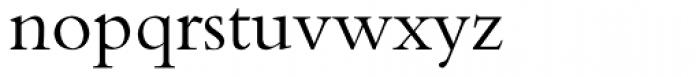 FZ Bei Wei Kai Shu S19 GB2312 Font LOWERCASE