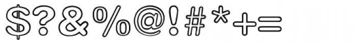 FZ Cai Yun M 09 GB/T 12345 Font OTHER CHARS