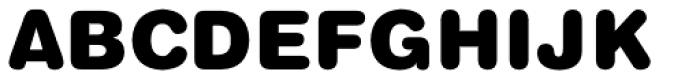 FZ Hu Po M 04 GB 2312 Font UPPERCASE