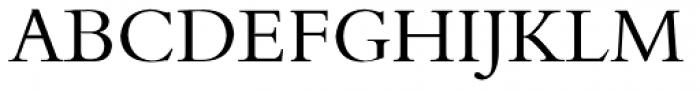 FZ Zhong Kai B 08 GB/T 12345 Font UPPERCASE