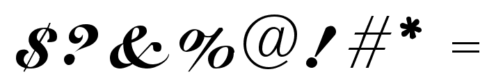 G-Unit Font OTHER CHARS