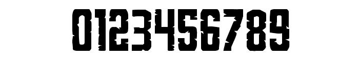 G.I. Incognito Regular Font OTHER CHARS