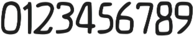 Gaillardia otf (400) Font OTHER CHARS