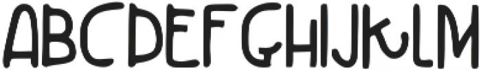Gaillardia otf (400) Font LOWERCASE