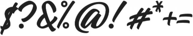 Galantis otf (400) Font OTHER CHARS