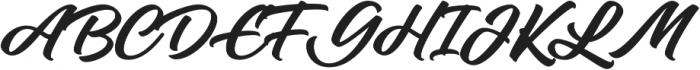 Galantis otf (400) Font UPPERCASE