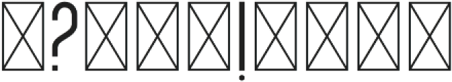 Galata Sans Regular otf (400) Font OTHER CHARS