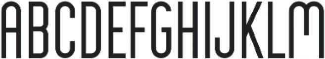 Galata Sans Regular otf (400) Font LOWERCASE