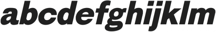 Galderglynn Esquire Black Italic otf (900) Font LOWERCASE