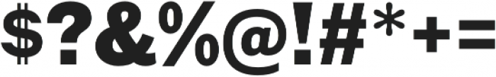 Galderglynn Esquire Black otf (900) Font OTHER CHARS