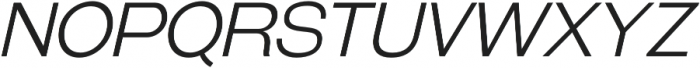 Galderglynn Esquire Light Italic otf (300) Font UPPERCASE