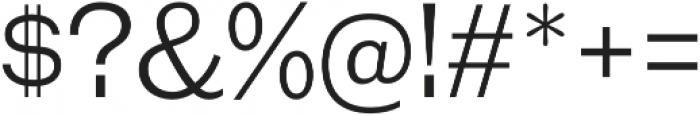 Galderglynn Esquire Light otf (300) Font OTHER CHARS