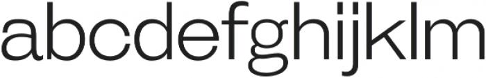 Galderglynn Esquire Light otf (300) Font LOWERCASE