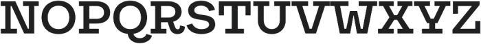 Galeria Alt SemiBold otf (600) Font UPPERCASE