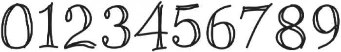 Galicya ttf (400) Font OTHER CHARS