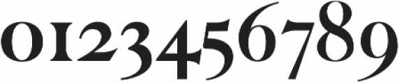 Galileo regular otf (400) Font OTHER CHARS