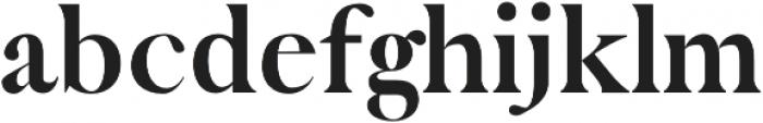 Galileo regular otf (400) Font LOWERCASE