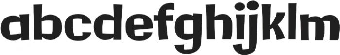 Galindo Pro Regular otf (400) Font LOWERCASE