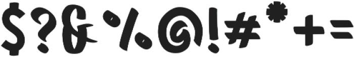Gallicide-Regular Regular otf (400) Font OTHER CHARS