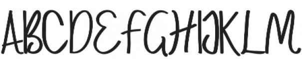 Galunggung otf (400) Font UPPERCASE