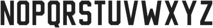 Gameday Thin otf (100) Font UPPERCASE