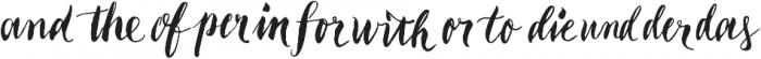 Garden Catchwords otf (400) Font UPPERCASE