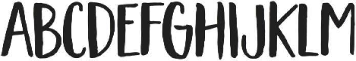 Garden Grown Caps Otf 400 Font