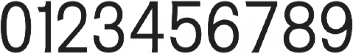 Garmentdo otf (400) Font OTHER CHARS