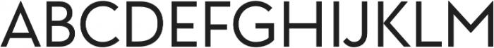 Garnet Capitals Thin otf (100) Font UPPERCASE