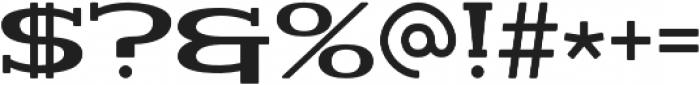 Garriger_Font otf (400) Font OTHER CHARS