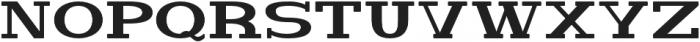 Garriger_Font otf (400) Font UPPERCASE