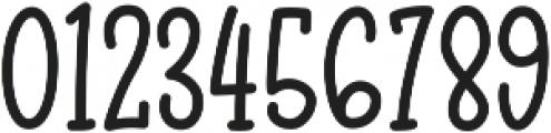 Garrulous otf (400) Font OTHER CHARS