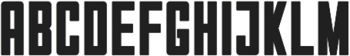 Garthram_Display otf (400) Font UPPERCASE