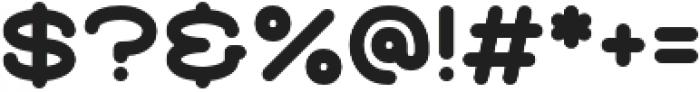 Garthram_Sans otf (400) Font OTHER CHARS