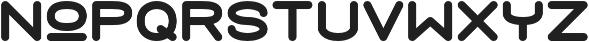Garthram_Sans otf (400) Font UPPERCASE