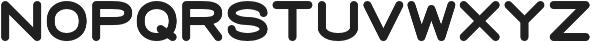 Garthram_Sans otf (400) Font LOWERCASE