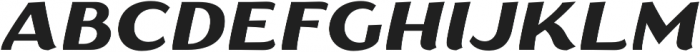 Gaslight Black Italic otf (300) Font UPPERCASE