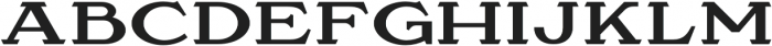 Gasoline Regular otf (400) Font UPPERCASE