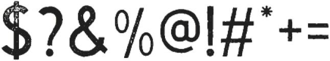 Gasolyn Stamp otf (400) Font OTHER CHARS