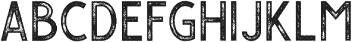 Gasolyn Stamp otf (400) Font UPPERCASE