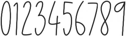 Gasttula ttf (400) Font OTHER CHARS