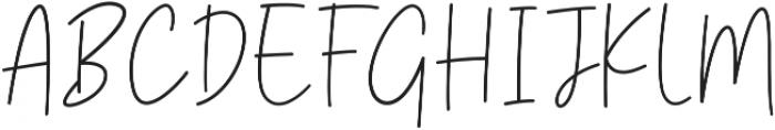 Gasttula ttf (400) Font UPPERCASE